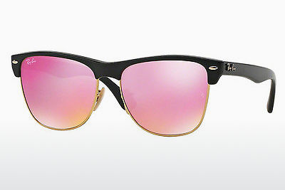 Zonnebril Ray-Ban CLUBMASTER OVERSIZED (RB4175 877/4T) - Zwart