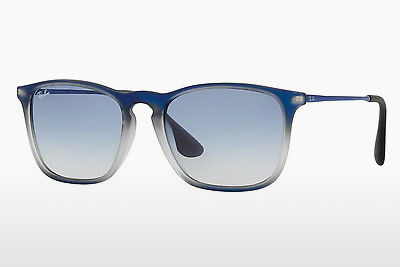 Zonnebril Ray-Ban CHRIS (RB4187 622519) - Blauw