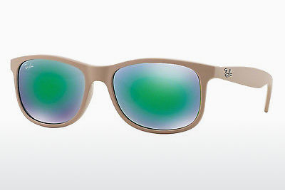 Zonnebril Ray-Ban ANDY (RB4202 61543R) - Bruin