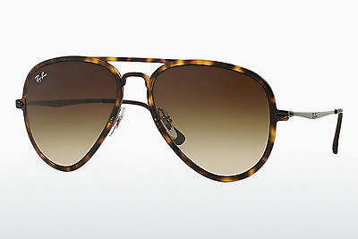Zonnebril Ray-Ban RB4211 894/13 - Bruin, Havanna
