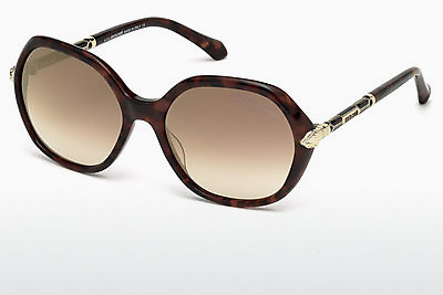 Ophthalmic Glasses Roberto Cavalli RC980S 52G - Brown, Dark, Havana