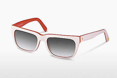 Ophthalmic Glasses Rocco by Rodenstock RR309 E - White, Red