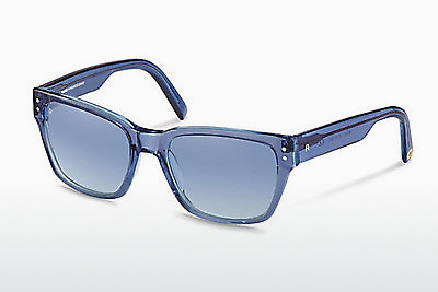 Ophthalmic Glasses Rocco by Rodenstock RR312 D - Blue, Transparent