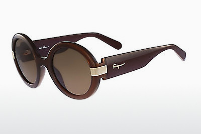Ophthalmic Glasses Salvatore Ferragamo SF778S 210 - Brown