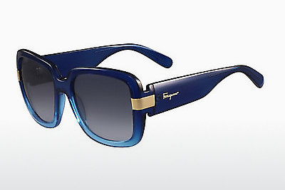 Ophthalmic Glasses Salvatore Ferragamo SF779S 414 - Blue, Gradient