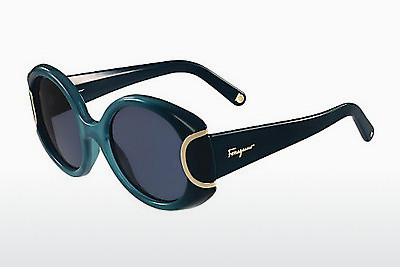 Ophthalmic Glasses Salvatore Ferragamo SF811S SIGNATURE 446