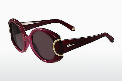 Ophthalmic Glasses Salvatore Ferragamo SF811S SIGNATURE 605