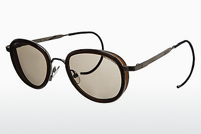 Ophthalmic Glasses TRUSSARDI TD15717 BR - Brown