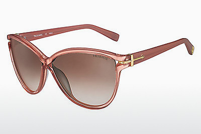 Ophthalmic Glasses TRUSSARDI TR12877 RO - Pink, Rose