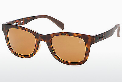 Ophthalmic Glasses Timberland TB9080 52H - Brown, Dark, Havana