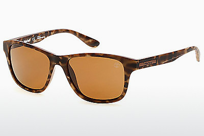 Ophthalmic Glasses Timberland TB9089 49H - Brown, Dark, Matt