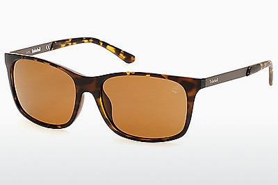 Ophthalmic Glasses Timberland TB9095 52H - Brown, Dark, Havana