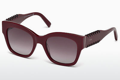 Ophthalmic Glasses Tod's TO0193 69T - Burgundy, Shiny
