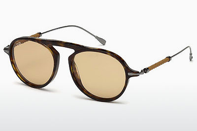 Ophthalmic Glasses Tod's TO0205 52E - Brown, Havanna