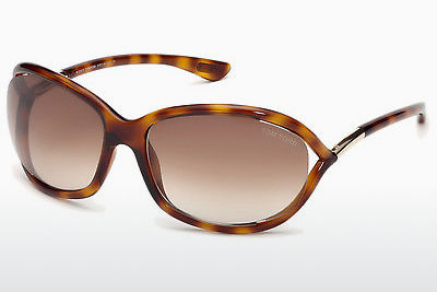 Zonnebril Tom Ford Jennifer (FT0008 52F) - Bruin, Havanna