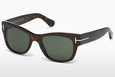 Ophthalmic Glasses Tom Ford Cary (FT0058 52N) - Brown, Dark, Havana