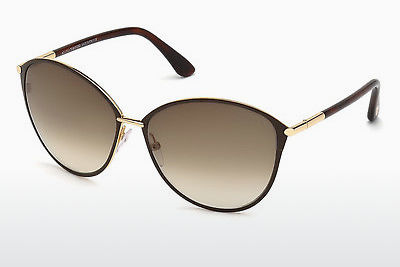 Zonnebril Tom Ford Penelope (FT0320 28F) - Goud