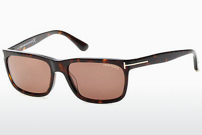 Ophthalmic Glasses Tom Ford Hugh (FT0337 56J) - Brown, Havanna