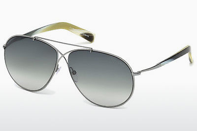 Ophthalmic Glasses Tom Ford Eva (FT0374 15B) - Grey, Shiny, Matt