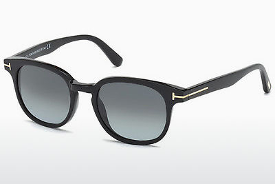 Ophthalmic Glasses Tom Ford Frank (FT0399 01N) - Black, Shiny