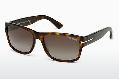 Zonnebril Tom Ford Mason (FT0445 52B) - Bruin, Dark, Havana