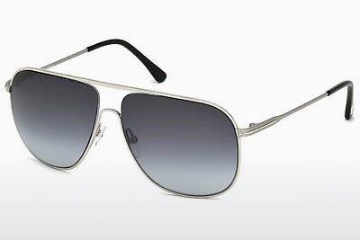 Zonnebril Tom Ford Dominic (FT0451 16W) - Zilver