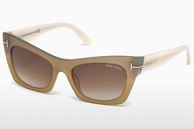 Zonnebril Tom Ford FT0459 38F - Brons