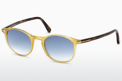 Ophthalmic Glasses Tom Ford Andrea (FT0539 41W) - Yellow