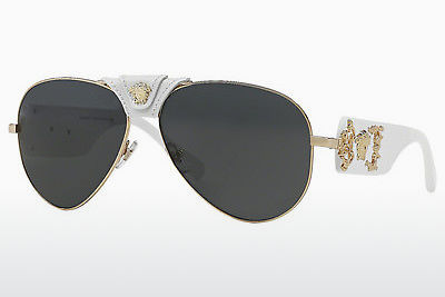 Ophthalmic Glasses Versace VE2150Q 134187 - Gold