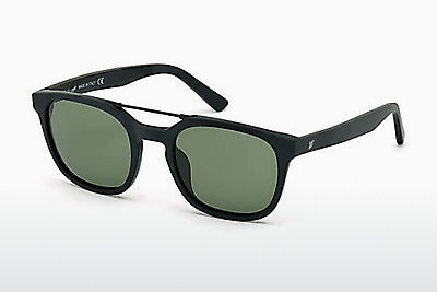 Zonnebril Web Eyewear WE0156 02N - Zwart, Matt