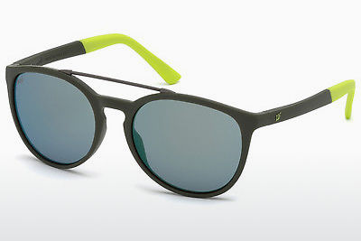 Zonnebril Web Eyewear WE0183 96Q - Groen, Dark, Shiny