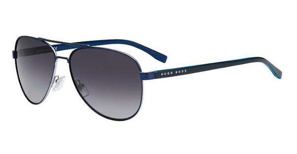 Boss BOSS 0761/S QJF/HD GREY SFMATT BLUE (GREY SF)