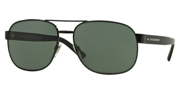 Burberry BE3083 10015U DARK GREENBLACK