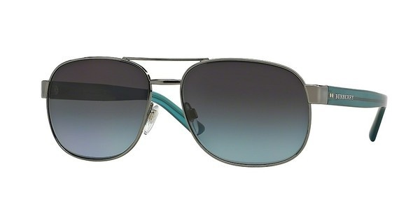 Burberry BE3083 1003K4 BLUE GRADIENT POLARGUNMETAL