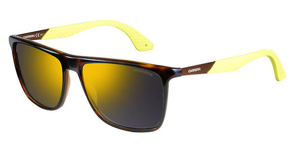 Carrera CARRERA 5018/S MDH/QU YELLOW FLHV BW LIM (YELLOW FL)