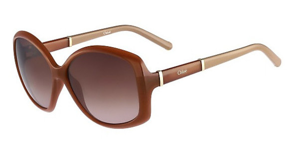 Chloé CE663S 248 LIGHT BROWN
