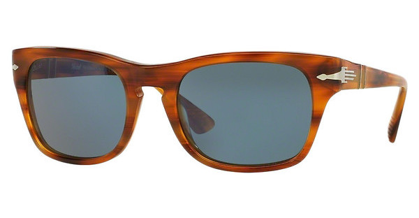 Persol PO3072S 960/56 BLUESTRIPED BROWN