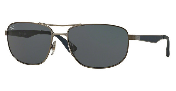 Ray-Ban RB3528 029/87 DARK GREYMATTE GUNMETAL