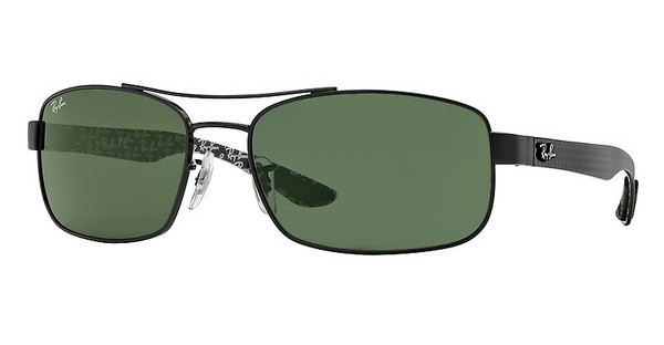 Ray-Ban RB8316 002 CRYSTAL GREENBLACK