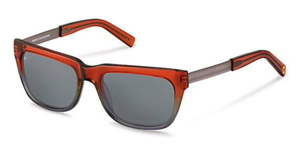 Rocco by Rodenstock RR318 C sun protect - smoky grey - 85 %orange gradient