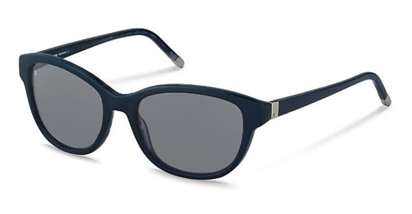 Rodenstock R7407 D sun protect - smoky grey - 85 %dark blue