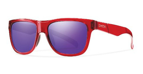 Smith LOWDOWN SLIM/N FI1/TE MULTILAYER VIOLCRY RED (MULTILAYER VIOL)