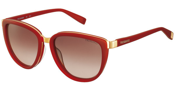 TRUSSARDI TR12866 RE Red