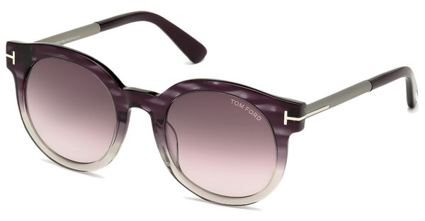 Tom Ford FT0435 83T bordeaux verlaufendviolett
