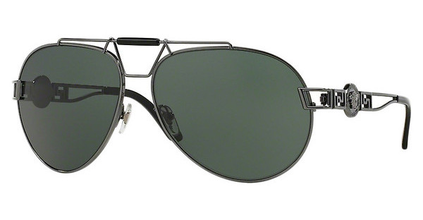 Versace VE2160 100171 GREENGUNMETAL