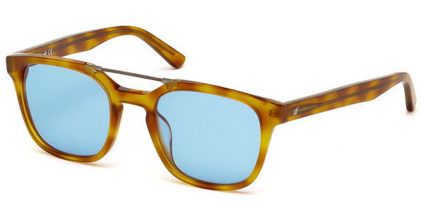 Web Eyewear   WE0166 A53 blauhavanna blond
