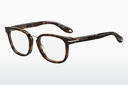 Eyewear Givenchy GV 0033 086 - Brown, Havanna